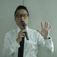 蘭の吉冨社長の講演